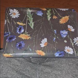 Floral MacBook Pro 13 inch case